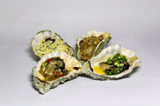 New Exhibitors: Hand Crafted Massecuite, Fresh Oysters, Pastries!